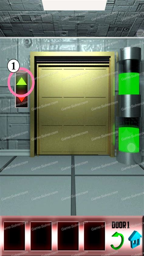 100 door escape scary house level 45 100 door escape level 2 newhairstylesformen2014 com