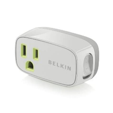 battery powered outlet for conserve energy and save money with belkin conserve power