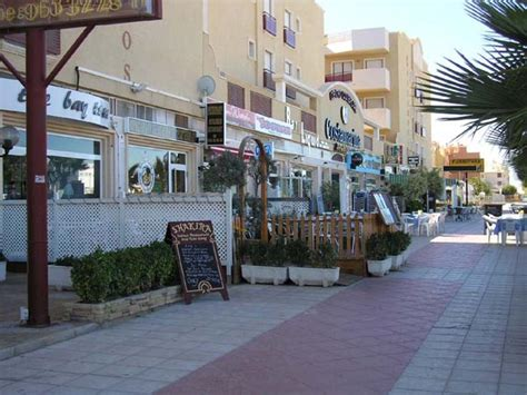 cabo roig strip cabo roig strip the famous strip at cabo roig