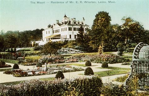 Lenox Massachusetts The Only Things To Do There by The Estate The Mount Edith Wharton S Home