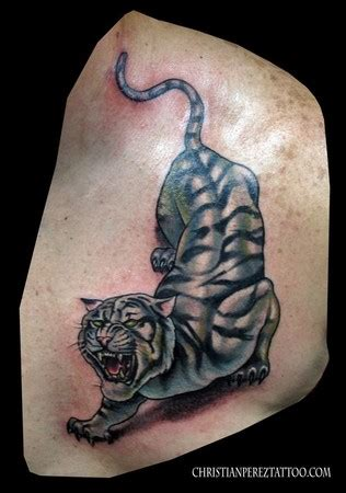 christian lion tattoo tattoos