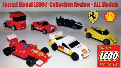 lego shell model lego 174 shell collection review all models