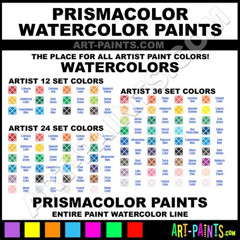 carmine artist 12 set watercolor paints wc2926 carmine paint carmine color