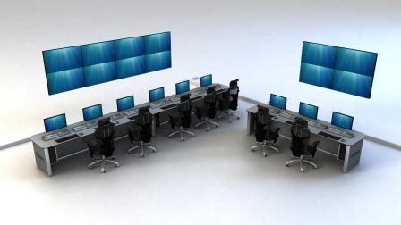 salas de control soluciones para salas de control parciales o llave en mano