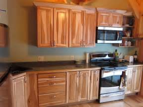 stix s woodworks hickory kitchen cabinets
