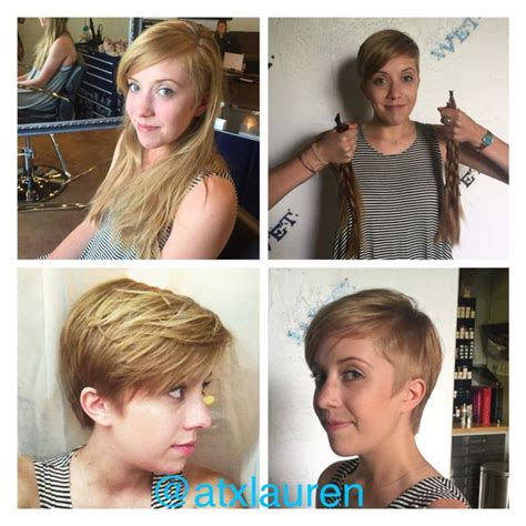 pixie cut before and after 17 best images about hair on pinterest short pixie