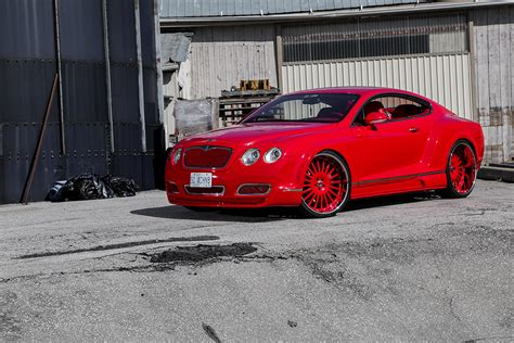 widebody bentley widebody bentley gt forgiato andata 3