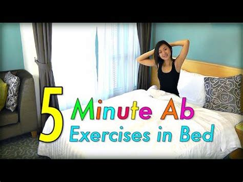 exercises you can do in bed 5 moves for flat tummy you can do in your bed bed