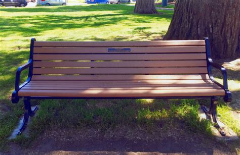 park bench memorial alameda california memorial benches alamedainfo