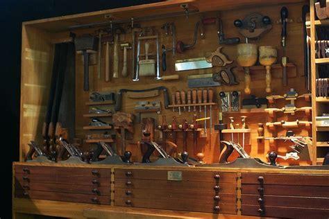 WW110: Tool Locker of a Carpenter by Craig Jewell