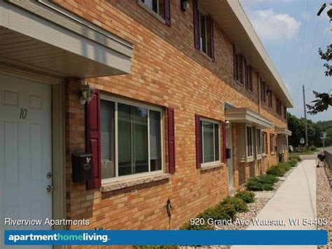 riverview appartments riverview apartments wausau wi apartments for rent