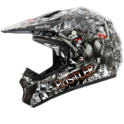 Oneal Rockhard 2 Hustler Mx Atv Limited Edition Off Road