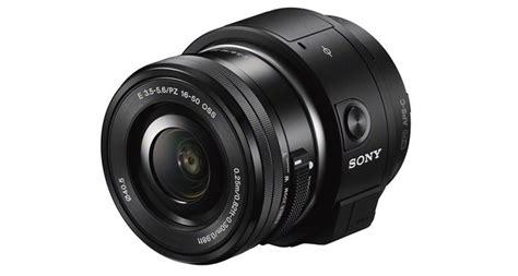 Lensa Sony Qx sony membuka pra tempahan untuk lensa kamera qx1 dengan