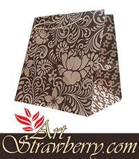 Paper Bag Batik I Paper Bag Tali tas dos nasi 22 mlg1 24x23x25 cm home industri paperbag