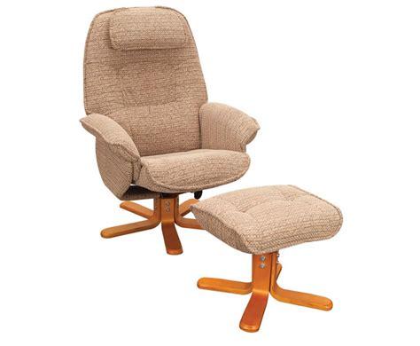 Avanti Mocha Chenille Swivel Recliner Chair Uk Delivery