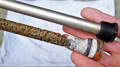 6 gallon rv water heater anode update rv water heater anode rods