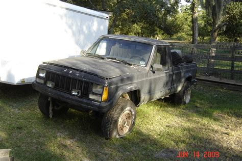 1988 jeep comanche engine lonerwolf289 1988 jeep comanche regular cab specs photos