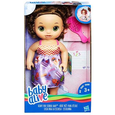 Murah Baby Alive Ready For School Baby Doll baby alive ready for school doll boscov s
