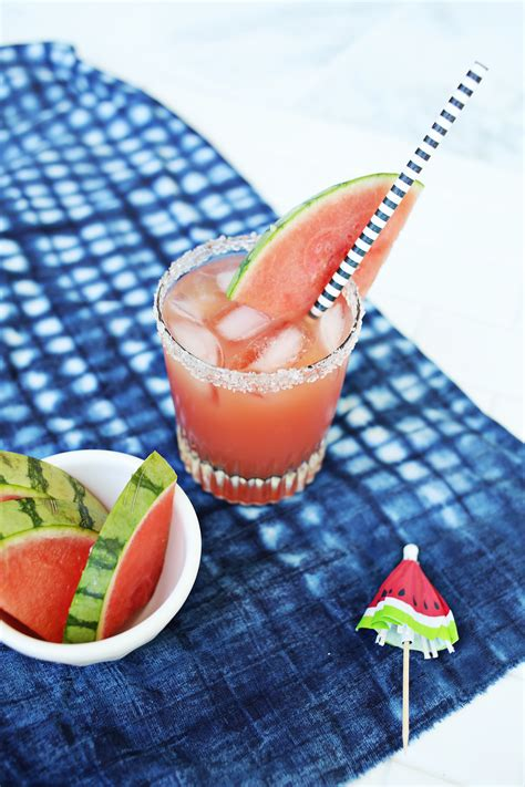 G2 Lindsay Watermelon Margareta cucumber margarita a beautiful mess