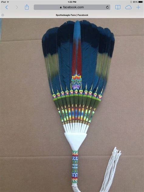 native american dance fans for sale 78 images about peyote feather fans on pinterest l wren