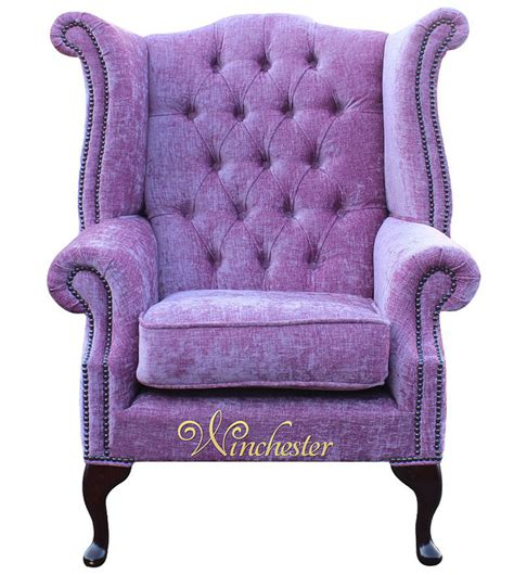 traditional fabric high back sofas chesterfield fabric queen anne high back wing chair