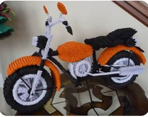Origami Motorcycle - 126 best images about origami on