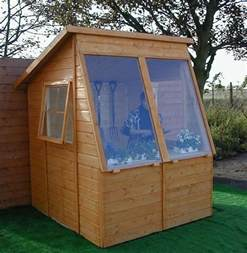 this week how to build a small potting shed haddi