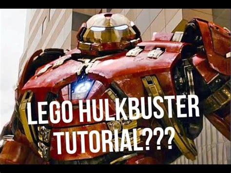 lego hulkbuster tutorial lego hulkbuster tutorial youtube