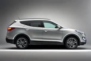 Hyundai Santa Fe Used Price Hyundai Reveals European 2013 Santa Fe Suv In Announcing