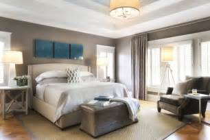 Bedroom Paint Ideas With Tray Ceiling Tray Ceiling Bedroom Transitional Bedroom Tri