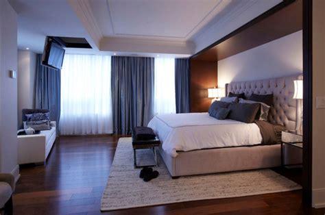 master bedroom design  condominium interior decor