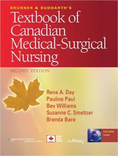 brunner suddarth s textbook of surgical nursing books brunner and suddarth s textbook of canadian