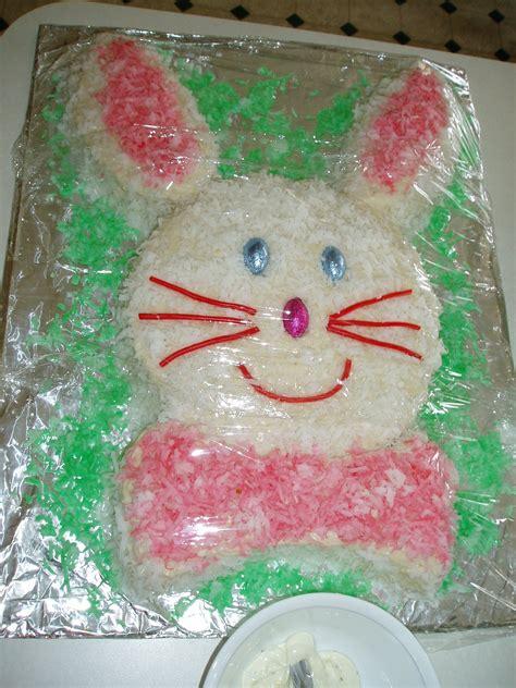 Decorating Bunny Cake easter bunny cakes decoration ideas birthday cakes