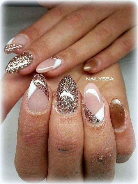 Glitter Gelnagels by Nail Designs On Stiletto Nails Studio Design Gallery