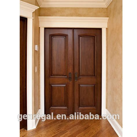 Pre Painted Interior Doors by Pre Painted Entrance Exterior Wood Door Designs Buy