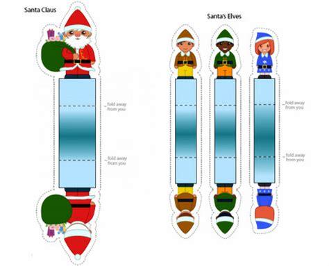 imagenes de santa claus para armar navidad
