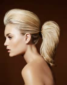 volume hair high volume pony tail 7 quick fabulous hairstyles that