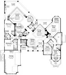 Ranch Open Floor Plans Ranch Style Open Floor Plans With Basement Sprawling