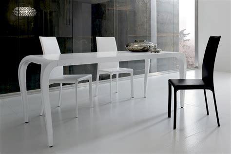 tavolo laccato bianco tavolo laccato bianco o nero lucido tavoli a prezzi scontati