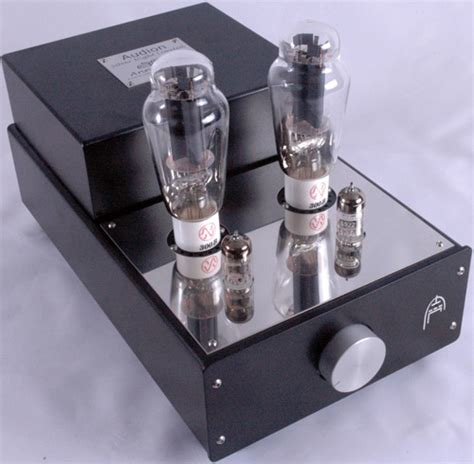 Audion Silver Night 300B MkIII Integrated Amplifier Review