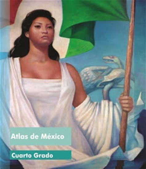 atlas de mxico 4to grado 2015 2016 libro de texto pdf libros de texto de cuarto grado 2015 2016 primaria