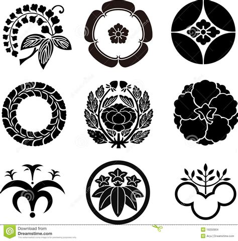 family tattoo japan japanese family crests download from over 53 million