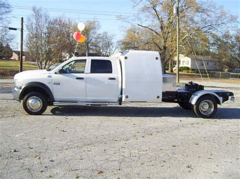 Dodge 3500 Sleeper by Dodge Ram 5500 2wd Sleeper Trucks Dodge