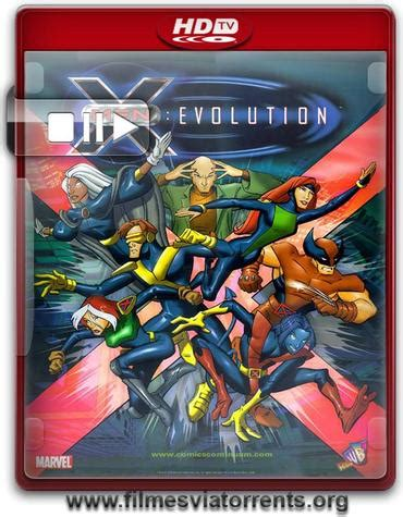 baixar filme x men x men evolution 1 170 a 4 170 temporada torrent hdtv 720p