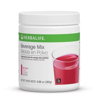 Teh Mix Herbalife product catalog