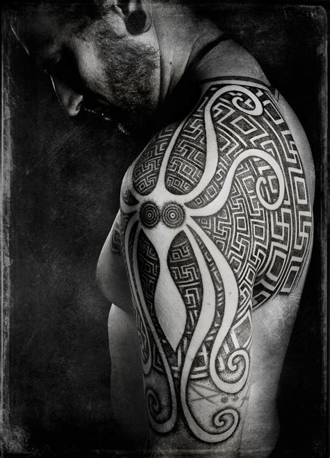 wicked tribal tattoos is that negative space inky dinky doo