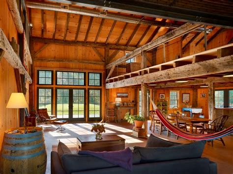 pole barn homes interior 10 rustic barn ideas to use in your contemporary home2014