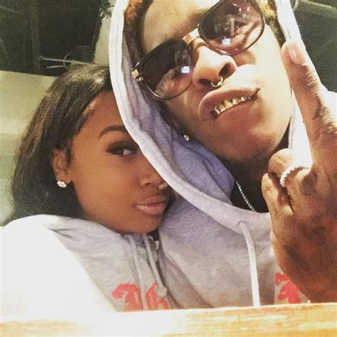exclusive young thug s fiancee jerrika his gucci mane