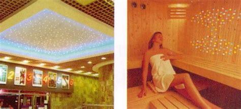 Glasfasern Polieren by Sauna Sternenhimmel Licht Farbwechsler Glasfaser