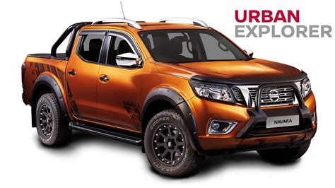 Neues Styling by New Navara Accessories Nissan South Africa